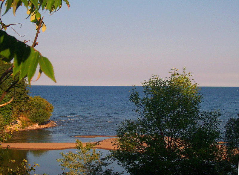 Rouge Hill Beach Park (Scarborough,Ontario)