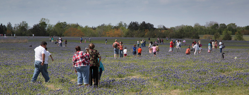 Day before Easter; a Texas tradition...