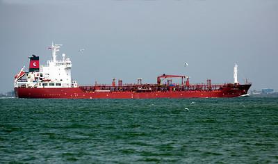The Tanker Sichem Dubai