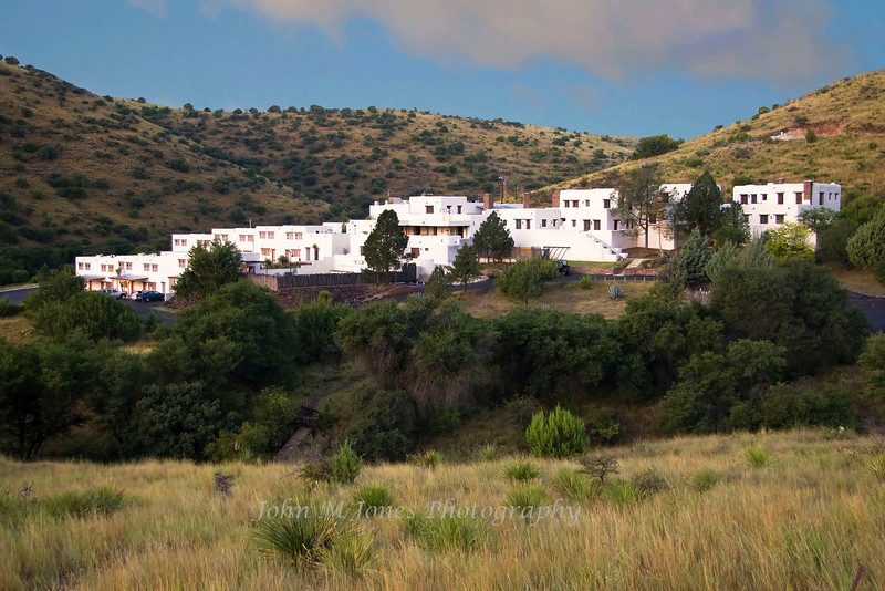 Indian Lodge, Davis Mountains State Park