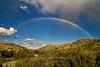 Double Rainbow, Davis Mountains State Park