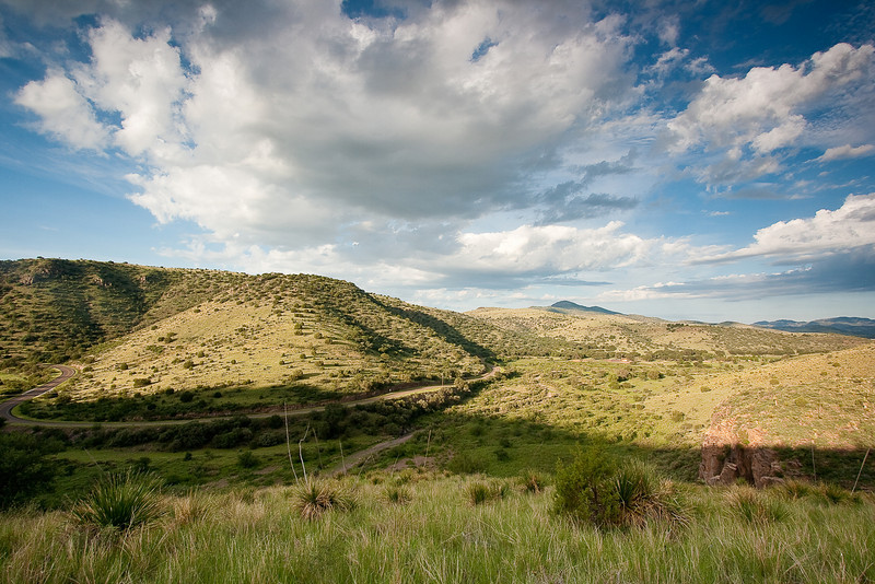 Limpia Canyon