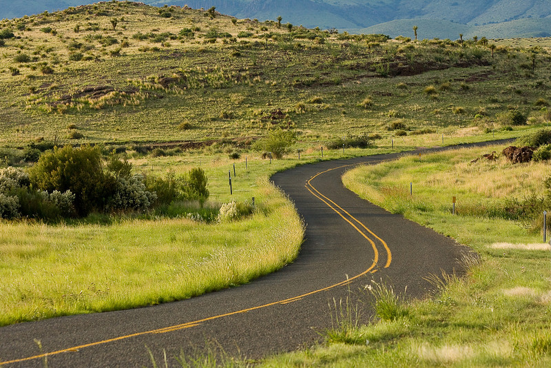 Scenic Drive, Davis Mountains