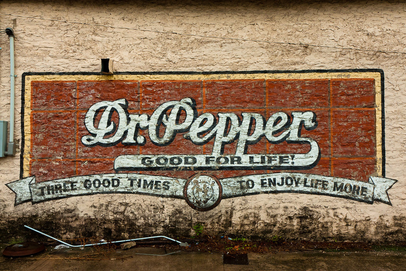There are actually three recommended times during the day for Dr. Pepper.