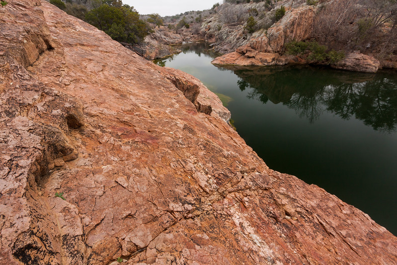 Devil's Waterhole Jump