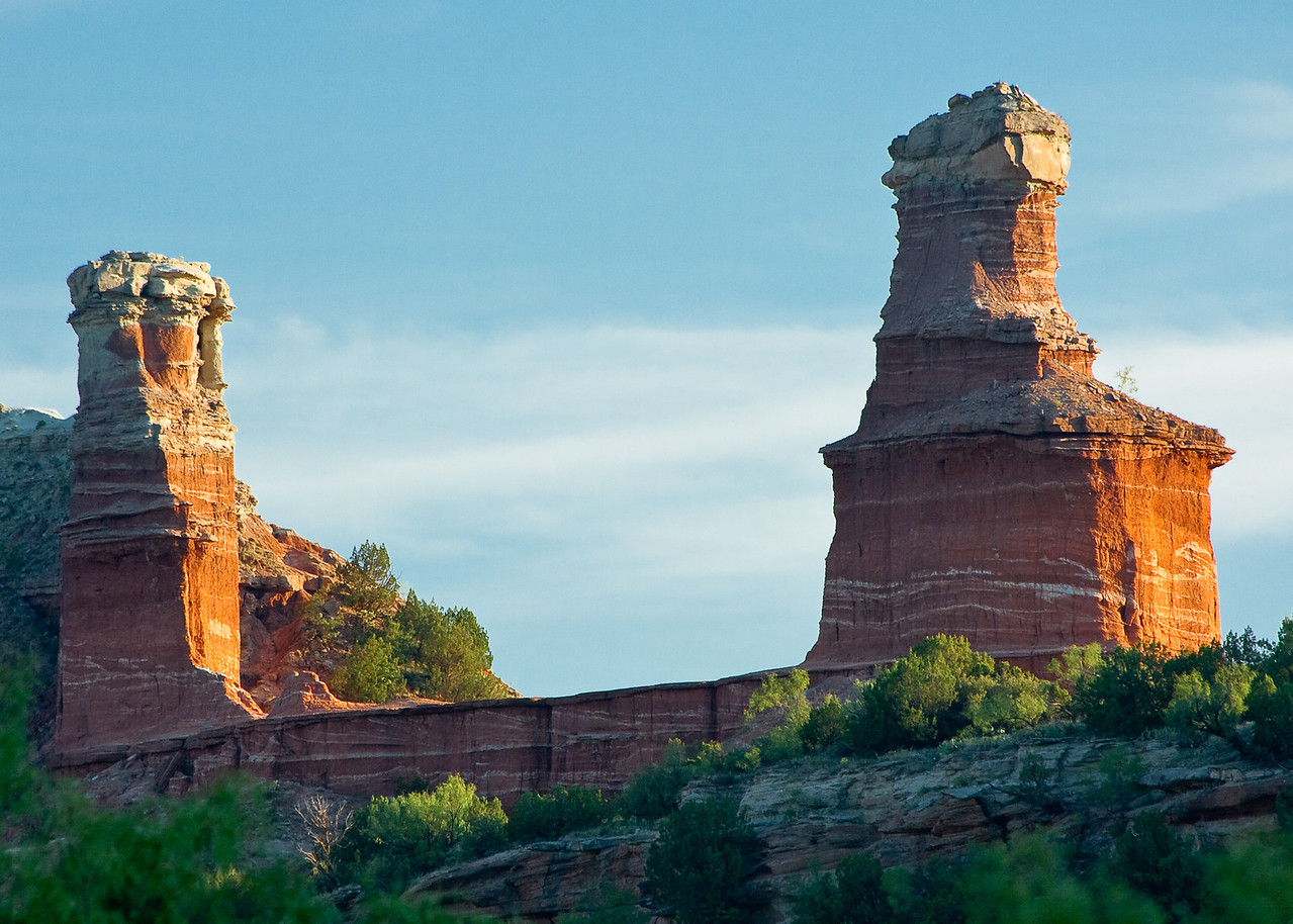 Lighthouse, Palo Duro Canyon