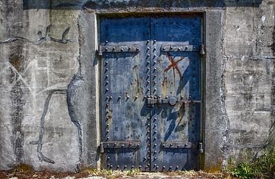 """The Blue Door"""