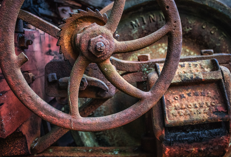 """""""Silent wheels of Industry"""""""