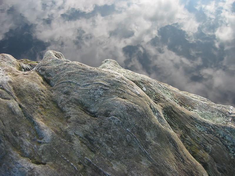 00aFavorite Stone ledge on Price Lake, Julian Price Mem Park, Blue Ridge Pkwy mileage 295pt5