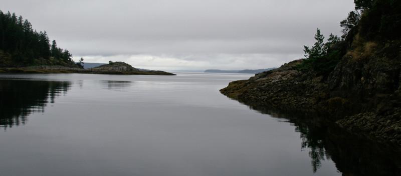 Copeland Islands, morning