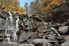 Kaaterskill Falls- Lower Cascade2 (Sat 10/23/10)
