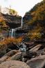 Kaaterskill Falls- Upper Cascade1 (Sat 10/23/10)