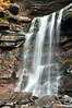 Kaaterskill Falls- Upper Cascade5 (Sat 10/23/10)