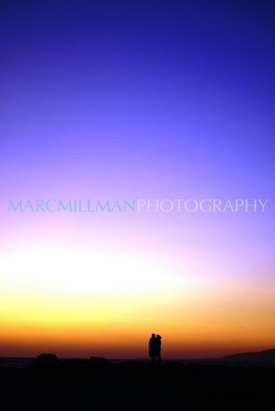 A private sunset (Venice Beach, CA- Sat 10 11 08)