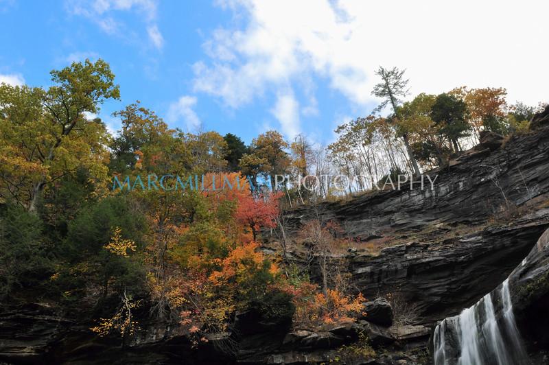 Kaaterskill Falls- Upper Cascade7 (Sat 10/23/10)