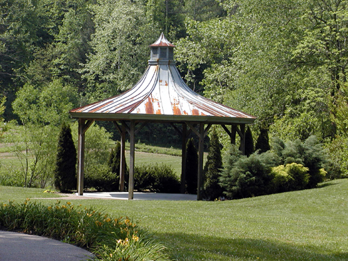 The Gazebo at The Lily Barn<br /> Townsend,TN