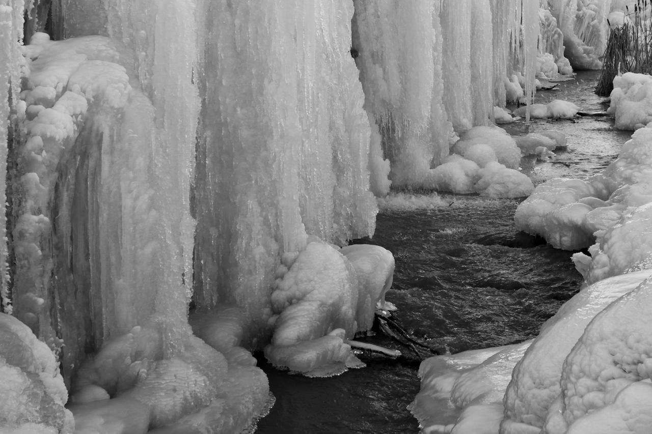 Linkville pipe, Klamath Falls, Ore.January 19, 2013