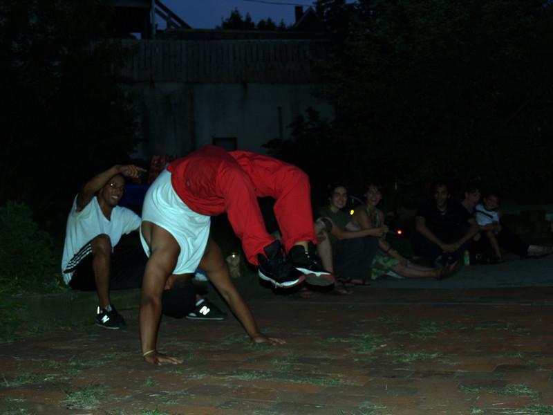 Breakdancer, Maze Garden