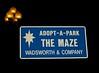Community sponsorship, Maze Garden