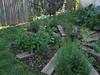 Herb wheel, Maze Garden