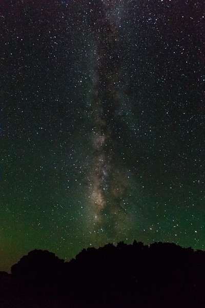 The Milky Way - July 19, 2015