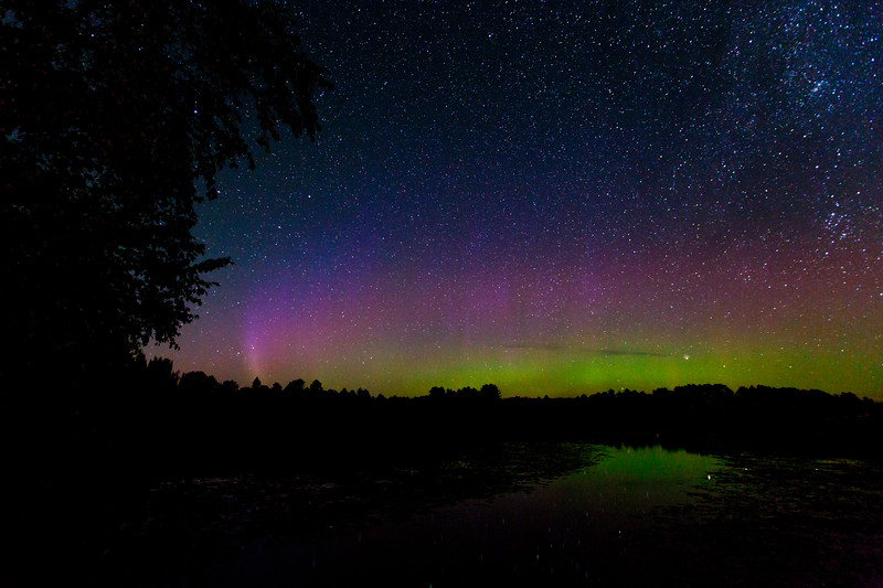 Northern Lights  August 31, 2019