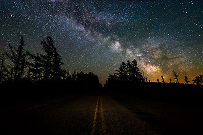 On the Road to the Milky Way