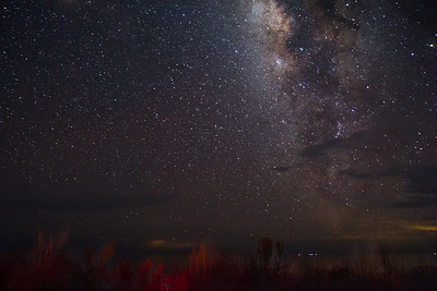 Milky Way Over Florida