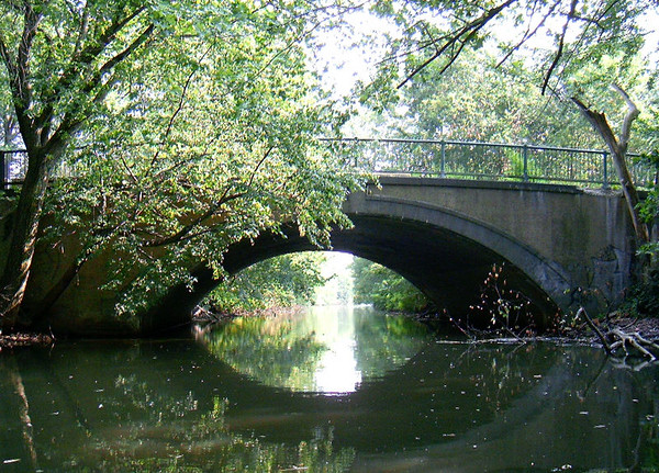 The Mystic River & Alewife Brook