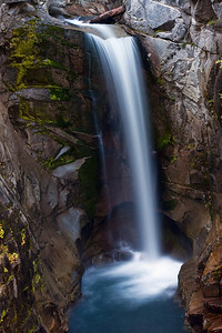 Christine Falls, Mt Rainier National Park, Washington