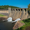 Nimrod Dam on the Fourche La Fave River, AR