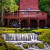 Hodgson Water Mill in Missouri