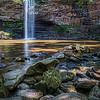 Cedar Falls in Petit John State Park, AR