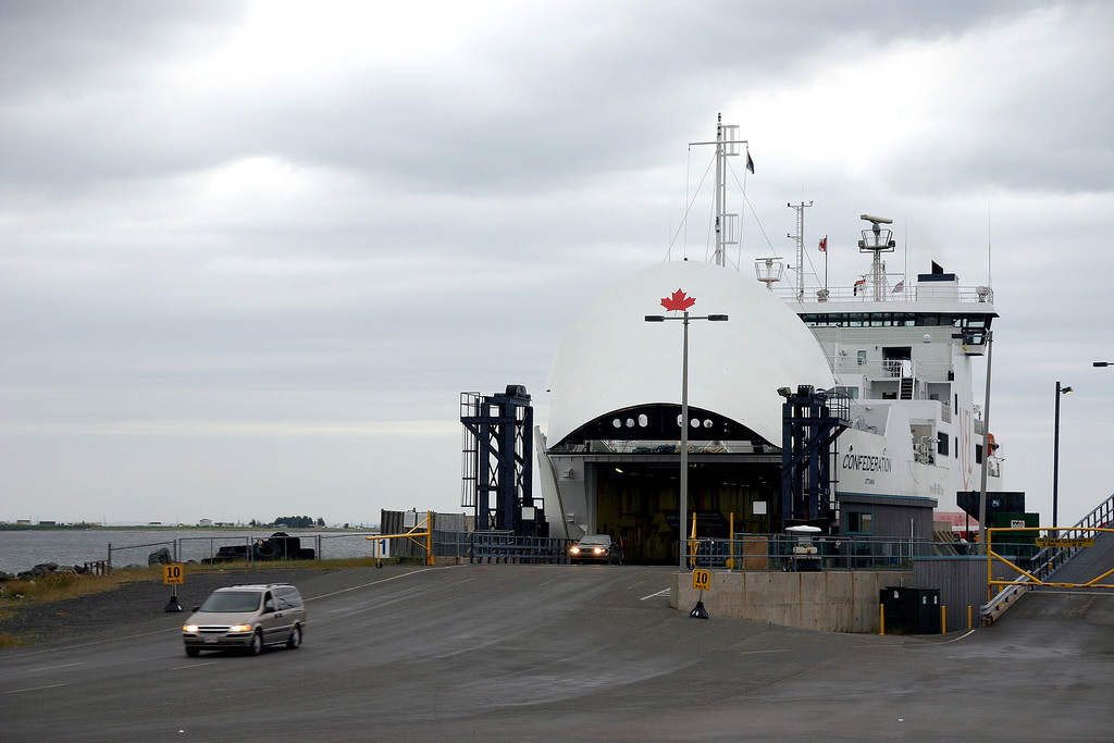Ferry to PEI<br /> 轮渡