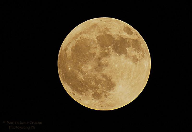 Our Raising Moon