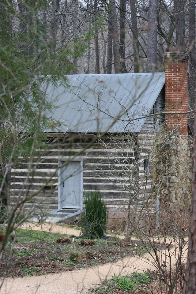 Botanical Gardens in Chapel Hill, NC