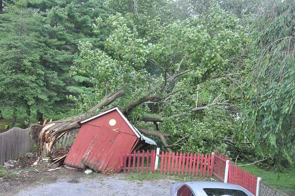 The wrath of Hurricane Irene