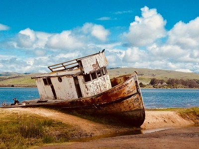 Inverness - Point Reyes Wreck