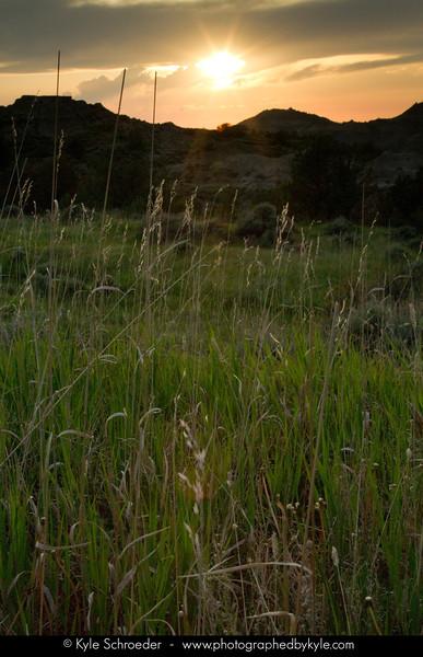 Badlands Overlook<br /> South Unit