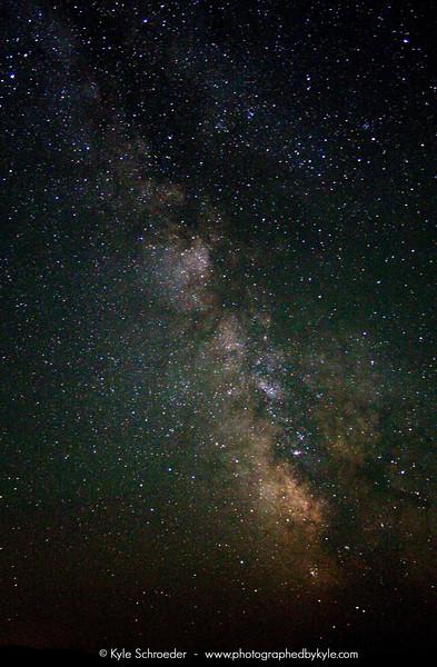 The Milky Way<br /> North Unit