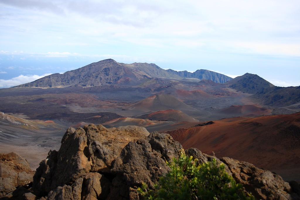 Haleakala Crater, Maui, HI