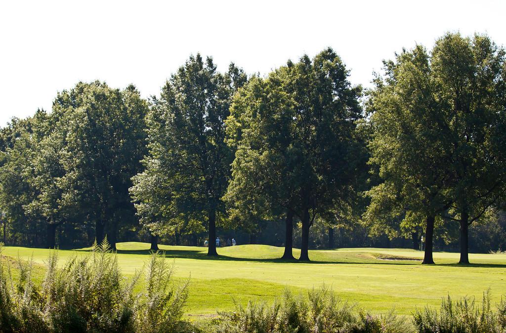 Golf course in Bergen County, Teaneck, NJ