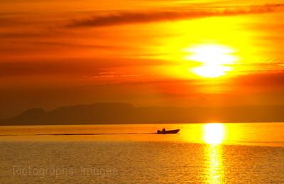 Sunrise & The  Giant