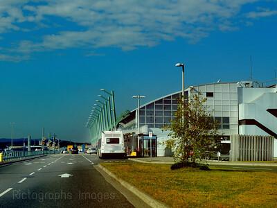 Thunder Bay, Airport, Terminal,