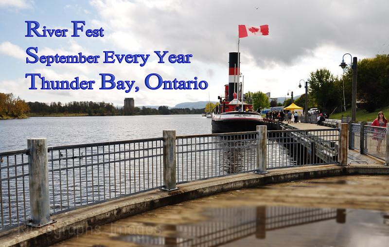 River Fest, Thunder Bay, Ontario, Canada