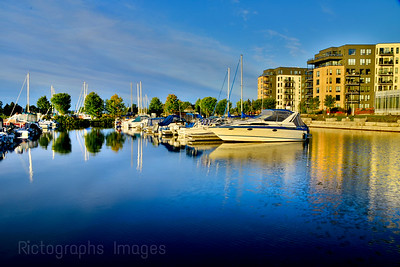 The Marina, Thunder Bay, Ontario, Canada,