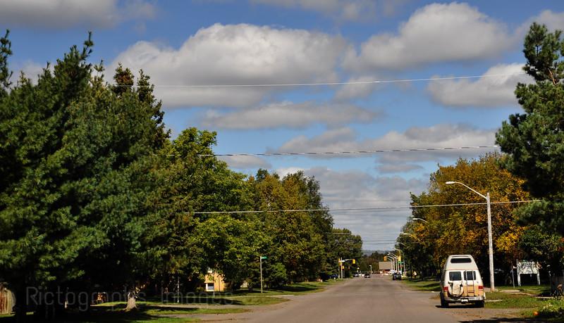 Lilie Street; Thunder Bay; Ontario; Canada;