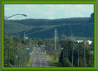 Golf Links Road, Thunder Bay, Ontario, Canada