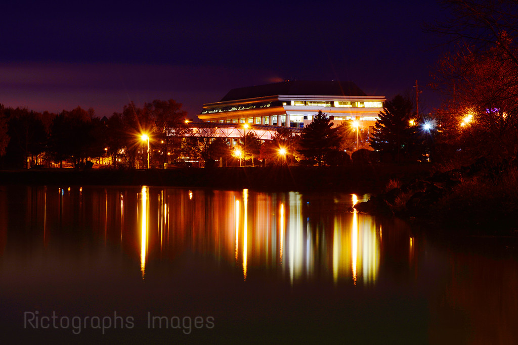 Long Exposure Photo Of Marina Park,Thunder Bay, Ontario, Canada, Rictographs Images