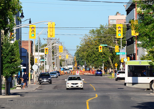 Donald Street, Thunder Bay, Ontario, Canada